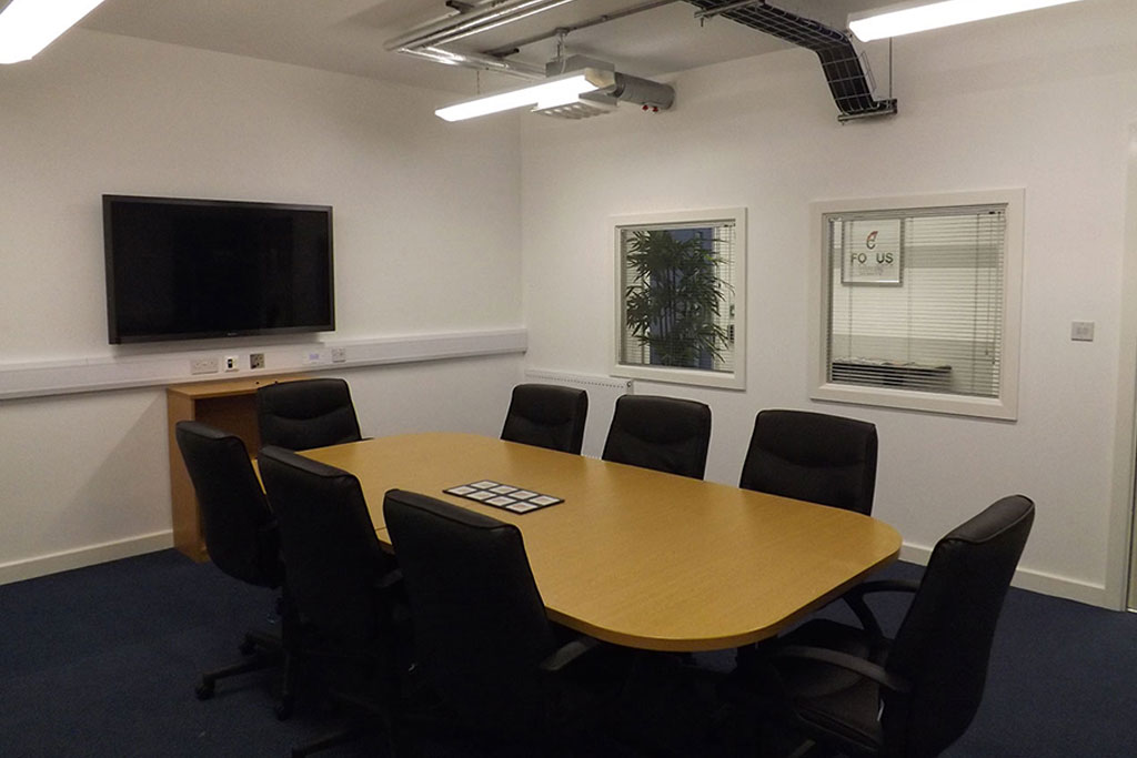 Weatherill House meeting room WH004, for 8-10 persons