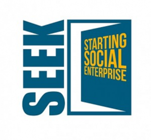 SEEK project logo - starting social enterprise