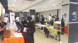 Photo of Social Saturday Event at the Whitgift Centre