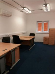 Available 4 person office at Weatherill House