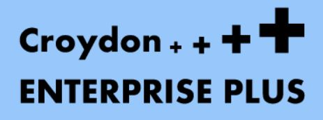 Croydon Enterprise Plus logo