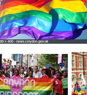 StartUp Croydon at PrideFest 2018