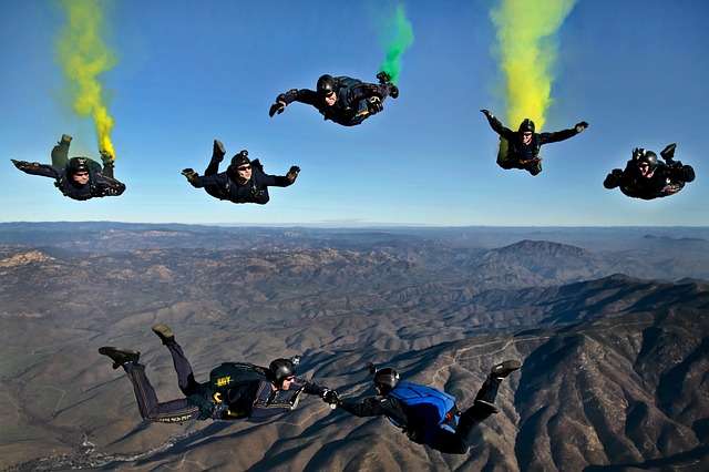 Sysfix – Charity Skydive