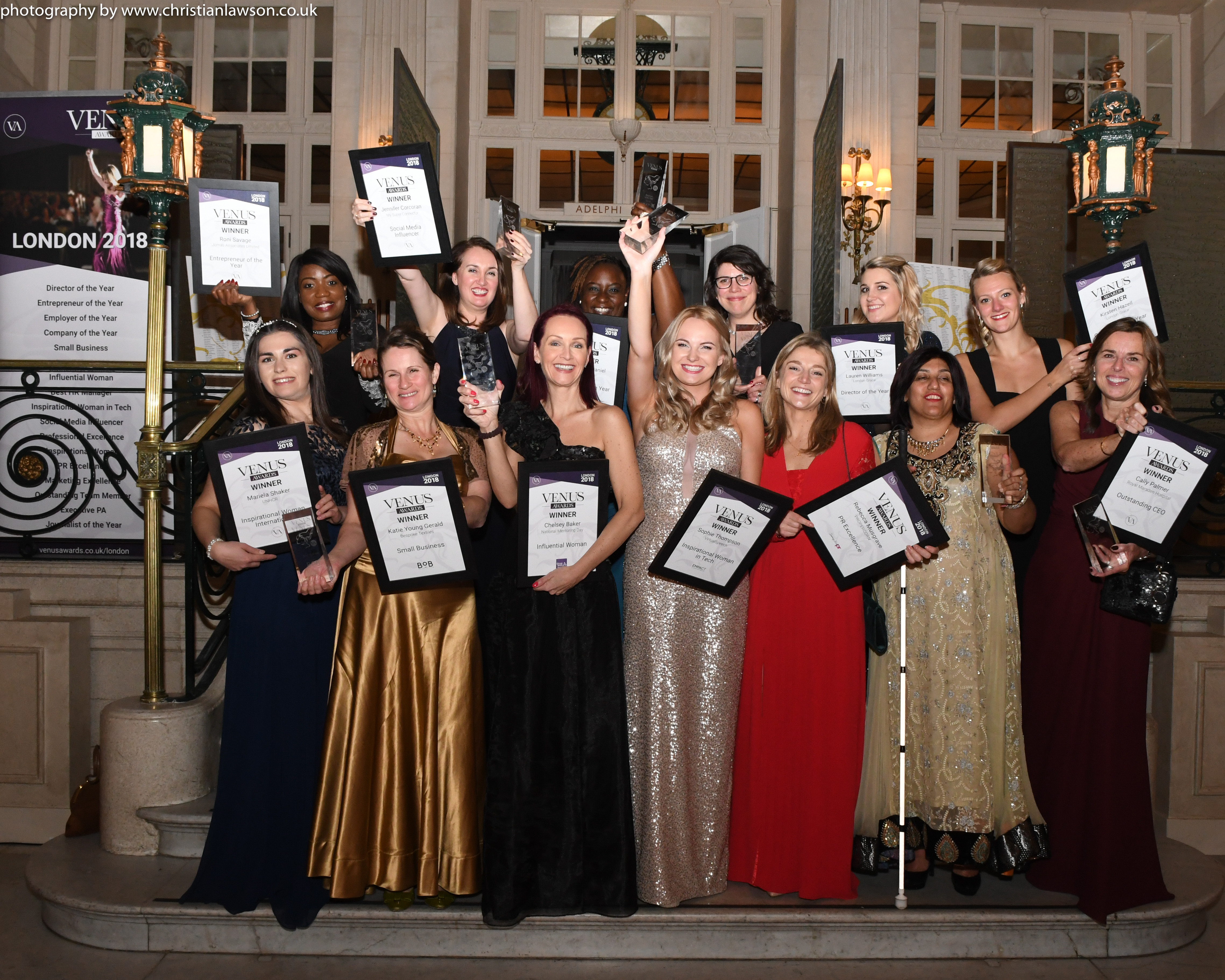My Super Connector Win Top London Business Award