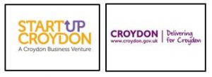 StartUp Croydon and Croydon Council logos